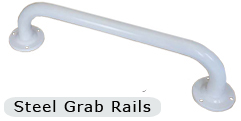 Steel Grab Rails